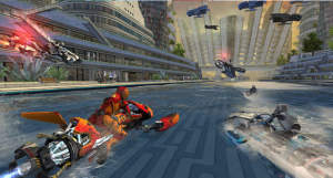"""Jetski-Rennspiel """"Riptide GP: Renegade"""" jetzt auch für iOS erhältlich"""
