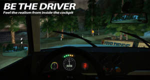 "Tolles Rally-Rennspiel ""Rush Rally 2"" erhält Cockpit-Kameraperspektive"