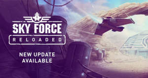 "Space-Shooter ""Sky Force Reloaded"" erhält neues Level"