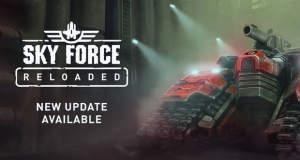 """""""Sky Force Reloaded"""" erhält neues Level & weitere Verbesserungen"""