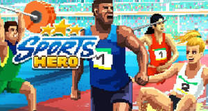 "Sports Hero: neues ""Track & Field""-Sportspiel von Cherrypick Games"