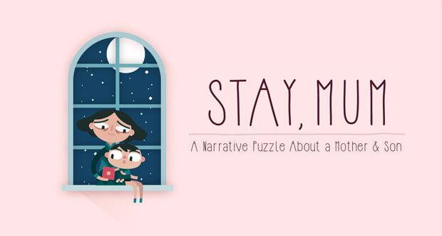 """Herzzerreißendes Bauklötze-Puzzle """"Stay, Mum"""" für nur 0,99€ laden"""