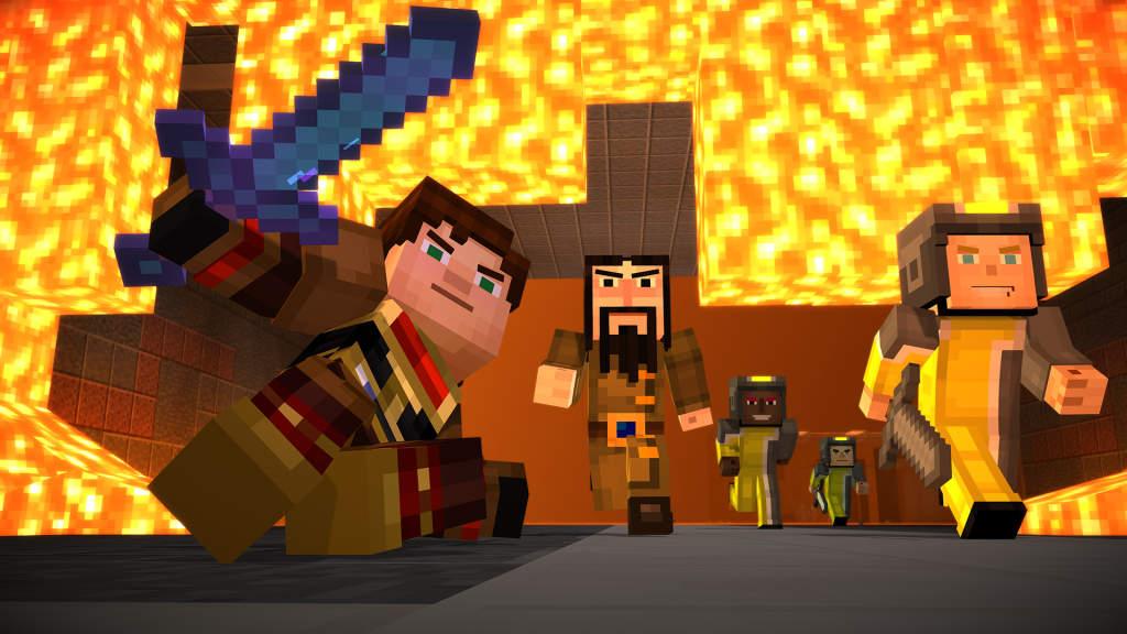 Minecraft: Story Mode für iOS