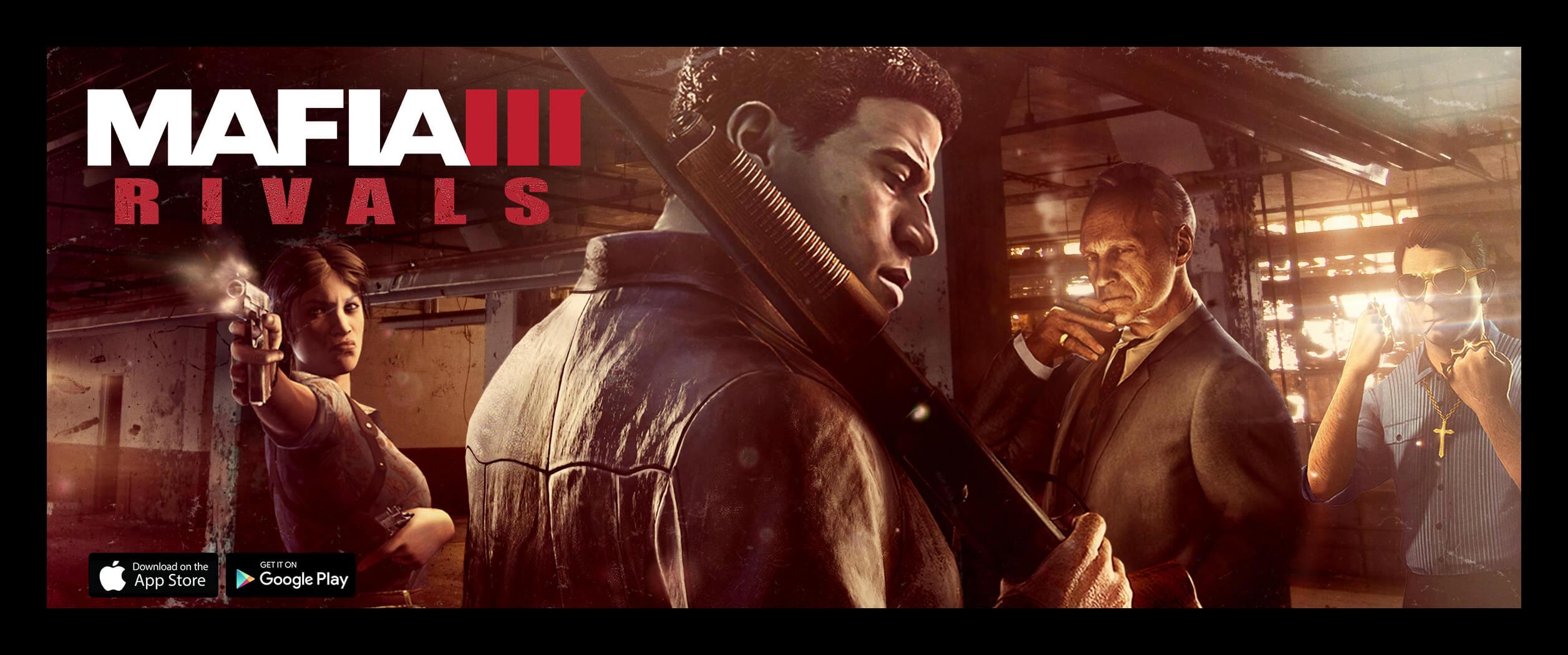 Mafia 3: Rivals für iOS