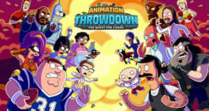 Animation Throwdown: The Quest for Cards – neues Sammelkartenspiel mit den Stars aus Futurama und Co