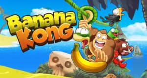 "Endless-Runner ""Banana Kong"" feiert 100 Millionen Downloads mit großem Update"
