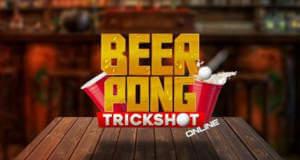 Beer Pong : Trickshot – Tischtennisbälle in Biergläser werfen