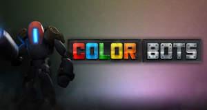 Color Bots: rasantes Arcade-Shoot'em Up mit Monstern und Farben