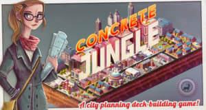 Concrete Jungle: cleverer Mix aus Stadtbau-Simulation und Strategie-Puzzle