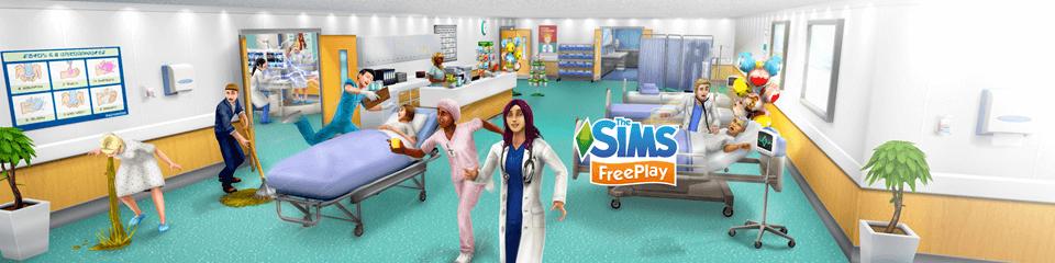 Die Sims FreiSpiel iOS