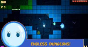 Don't Pop! Dungeon: Gratis-Download mit einem endlosen Unterwasser-Dungeon