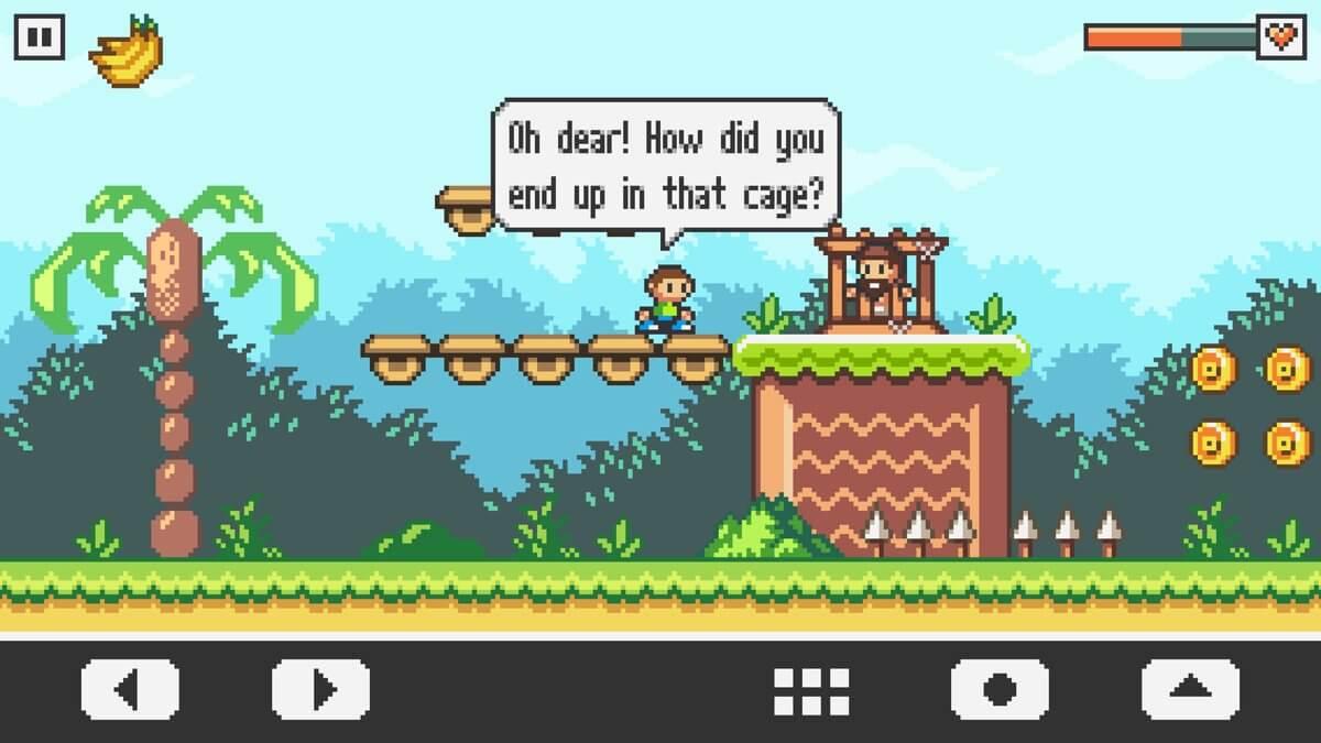 Neues iOS Sspiel von Donut Games
