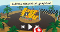 go-race-yourself-ios-endless-racer-im-kreisverkehr