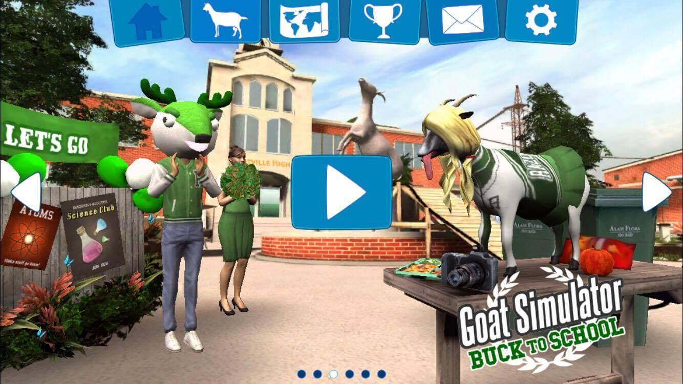 Goat Simulator iOS