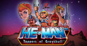 He-Man Tappers of Grayskull: neues Clicker-Game mit dem blonen Hünen