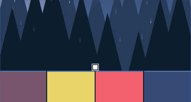 """""""Higher Higher!"""" ist ein neues Reaktionsspiel von Pine-Entertainment"""