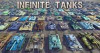 infinite tanks ios panzer mmo