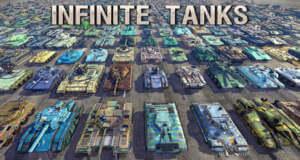 Infinite Tanks: actionreiches Panzer-MMO mit Online-Kämpfen und Einzelspielermissionen