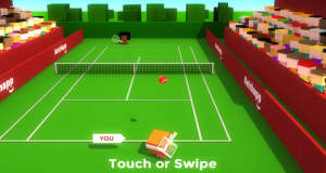 Ketchapp Tennis: kostenloses Highscore- und Multiplayer-Tennis für iOS