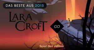 Lara Croft GO: iPhone-Spiel des Jahres 2015 zum Schnäppchenpreis