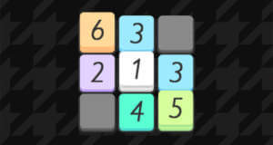 makenines: in diesem neuen Zahlen-Puzzle dreht sich alles um die Neun