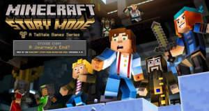 """8. Episode """"A Journey's End?"""" von """"Minecraft: Story Mode"""" jetzt verfügbar"""