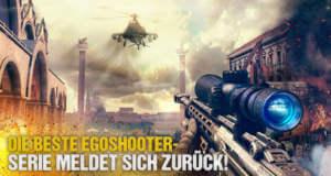 """Update für """"Modern Combat 5: Blackout"""": neuer Rush-Modus und mehr"""