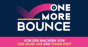 """""""One More Bounce"""" neu im AppStore: nur noch eine Runde bouncen…"""