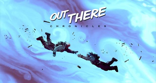 """Interaktive Grafik-Novelle """"Out There Chronicles"""" erstmals reduziert"""