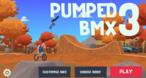 Pumped BMX 3: toller Premium-Download voller spektakulärer Sprünge und Tricks