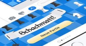 """""""Schachmatt!"""" von BorderLeap: Schach per neuer iMessage-App spielen"""