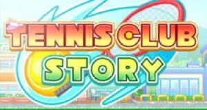 Tennis Club Story: Kairosoft-Simulation erstmals reduziert