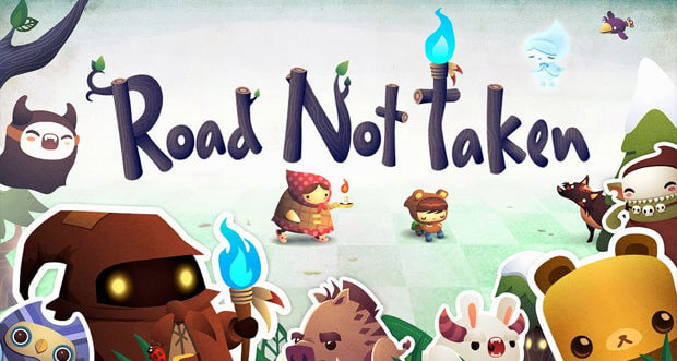 "Roguelike-Puzzle ""Road Not Taken"" erstmals günstiger laden"
