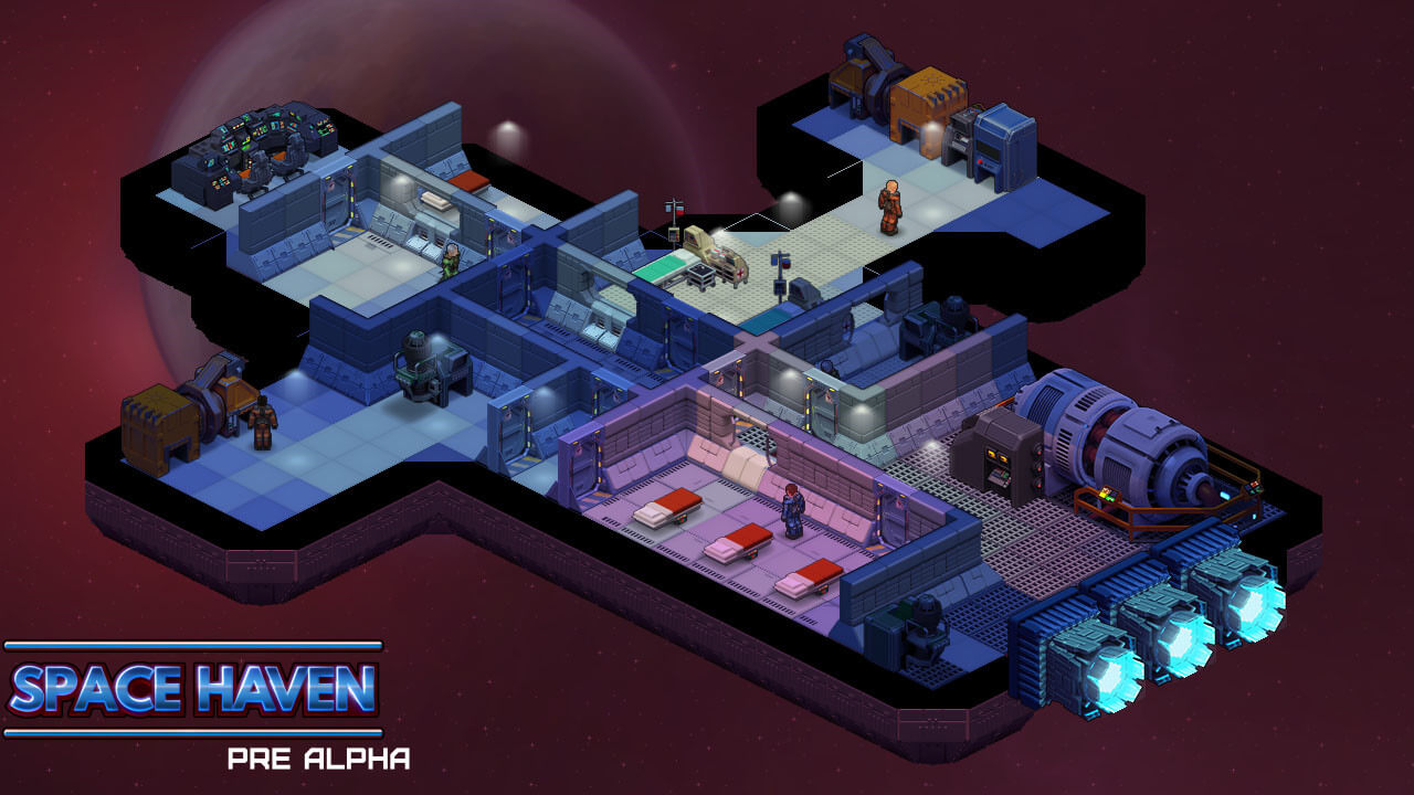 Space Haven iOS