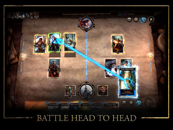 The Elder Scrolls: Legends iPad