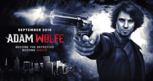 Adam Wolfe: Düsteres Detektiv-Adventure mit vier Episoden neu für iOS