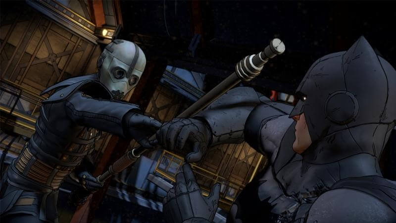 Batman - The Telltale Series für iOS