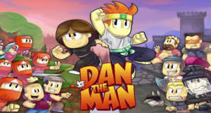 Dan The Man: toller Action-Plattformer neu von Halfbrick
