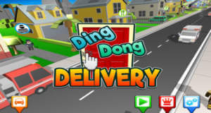"""Ding Dong Delivery"" von Appsolute Games: Pizza ausfahren im Panzer"