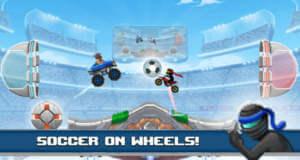 Drive Ahead! Sports: verrücktes Auto-Fußball als neues Multiplayer-Game
