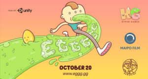 Eggggg – The Platform Puker: dieser Plattformer ist wortwörtlich zum Kotzen