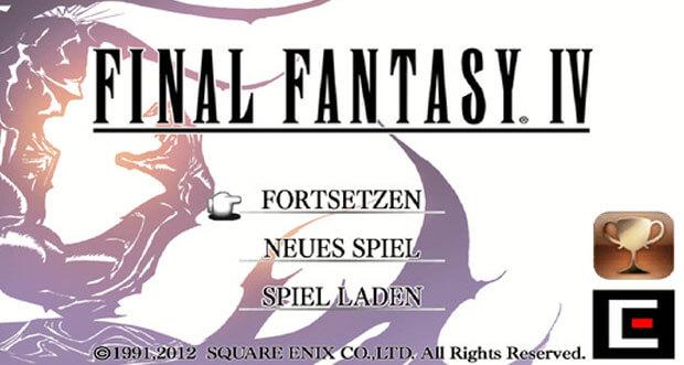 "Rollenspiel-Klassiker ""Final Fantasy IV"" zum Bestpreis laden"