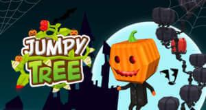 """Neues Highscore-Game """"Jumpy Tree"""": passt auf, wo ihr hinspringt…"""