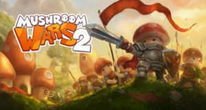 Mushroom Wars 2: der Krieg der Pilze ist neu entbrannt
