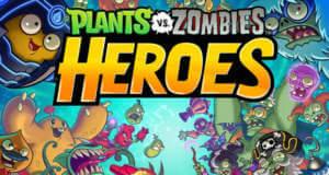 Plants vs. Zombies Heroes: im neuen Sammelkartenspiel kämpfen wieder Pflanzen gegen Zombies