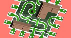Putthole: endloses Minigolf-Puzzle als Gratis-Download