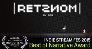 RETSNOM: innovativer Puzzle-Plattformer zum Einführungspreis