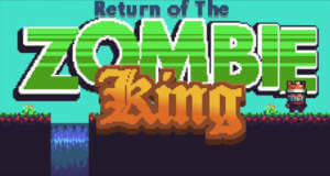 Return of the Zombie King: toller Retro-Plattformer mit einem zerlegten König