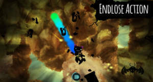 "Shadow Bug Rush: endloser Gratis-Ableger des actionreichen Premium-Plattformers ""Shadow Bug"""