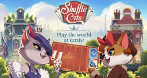 Shuffle Cats: neues Online-Kartenspiel von King macht Spaß